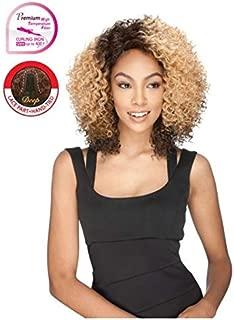 Lace Front Vella Vella Wig Style Rhea (1B Off Black)