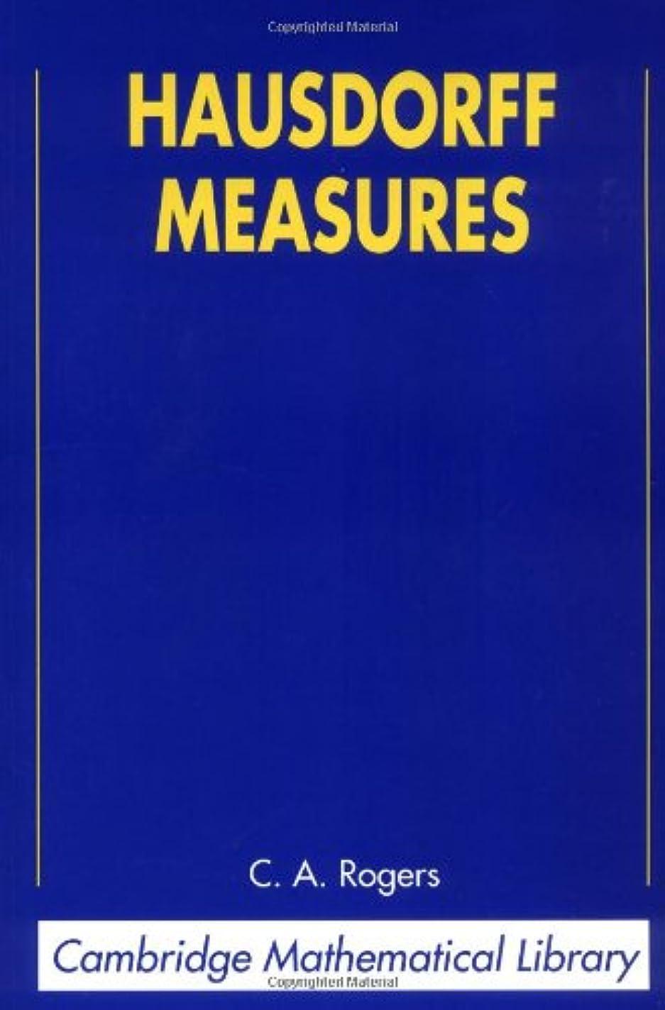 潮音楽家捨てるHausdorff Measures (Cambridge Mathematical Library)