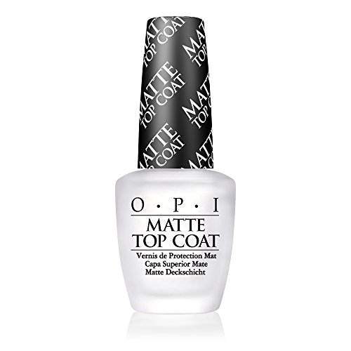 OPI Capa Superior Mate - 15 ml.