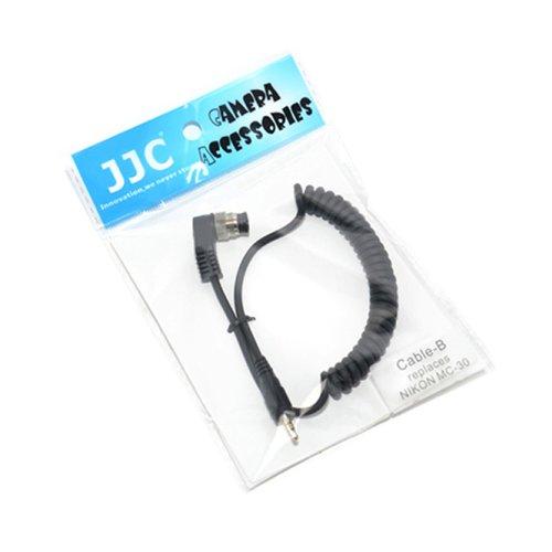 JJC Cable-b Fernauslöser Anschluss Kabel für Nikon MC und Triggertrap