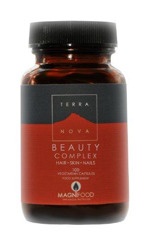 Terranova Beauty Complex Skin, Hair, Nails 100 Kappen