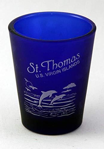 St. Thomas US Virgin Islands Caribbean Verre à liqueur
