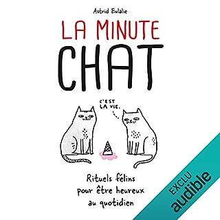 Couverture de La minute chat