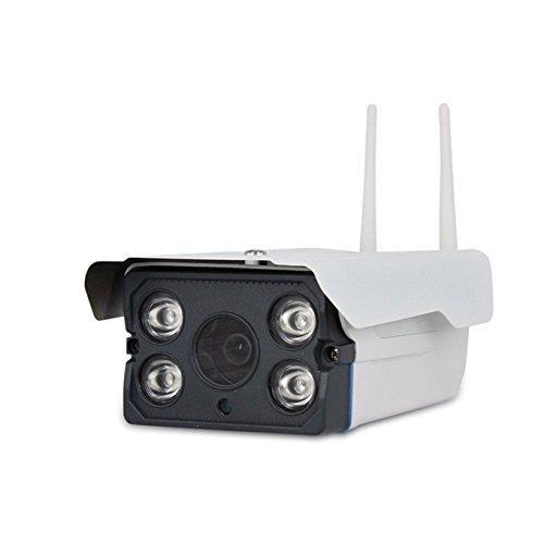 Home Surveillance 1280 * 720P Bewegungsmelder Kamera, Alarm Dual-Way Talk Video Playback Unterstützung für IOS & Android
