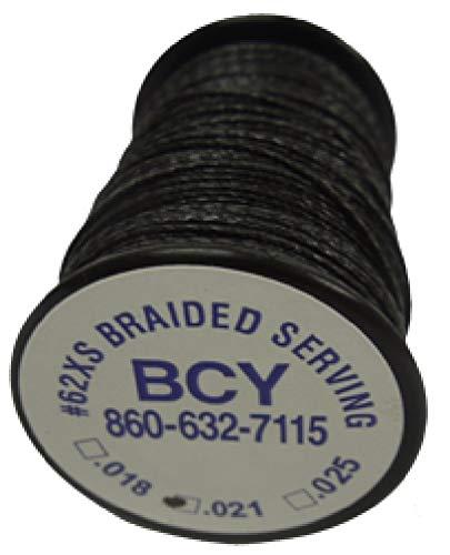 BCY 62XS Serving .021 Black Jig Spool