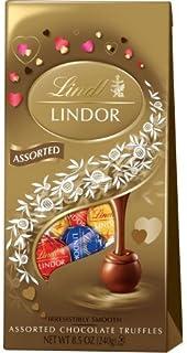 Lindt Lindor Assorted Chocolate Truffles 8.5 oz bag