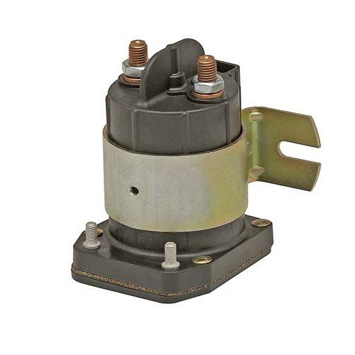 Rareelectrical NEW COLE HERSEE 12 VOLT 4 TERMINAL 225 AMP CONTINUOUS DUTY SOLENOID COMPATIBLE WITH 24812 24812 24812BX 24812-04