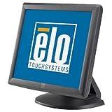 Elo 1715L Touchscreen LCD Monitor - 1734; - 5-wire Resistive - 1280 x 1024 - 5:4 - Dark Gray - E603162 (Renewed)