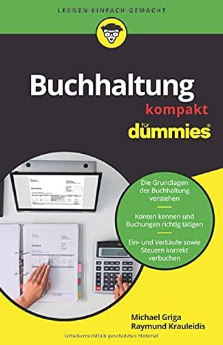 Buchhaltung kompakt für Dummies
