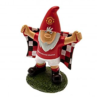 Official Manchester United Garden Gnome