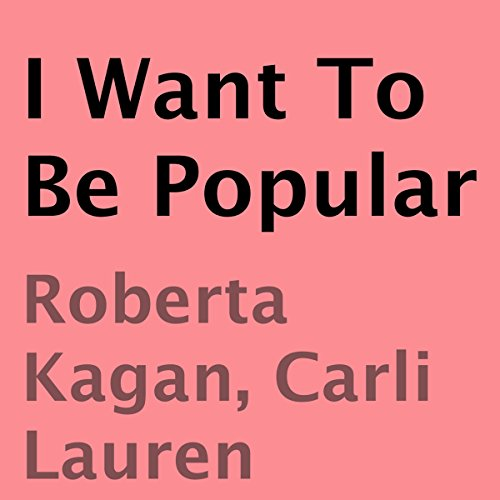 I Want to Be Popular cover art
