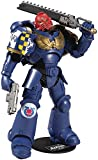 McFarlane Toys Warhammer 40,000 Ultramarines Primaris Assault Intercessor 7' Action Figure