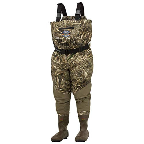 FROGG TOGGS - Watschuhe & Anglerstiefel in Realtree Max5, Größe 11 Stout