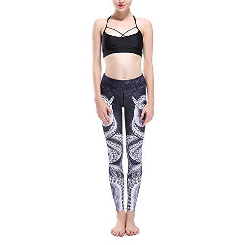 nonbranded vrouwen Leggings Mode Snake Print Grote Maat Yoga Broek Sport Dagelijks dragen hoge Taille Sneldrogend Ademend