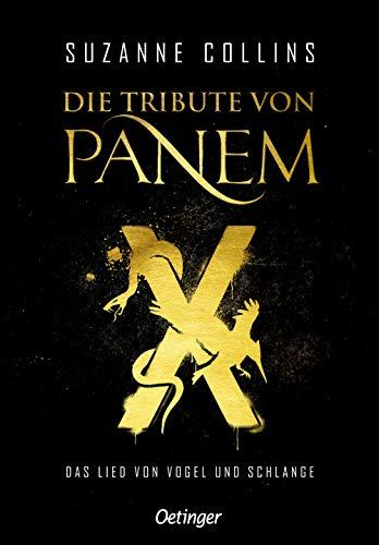 Cover des Mediums: Die Tribute von Panem - Das Lied von Vogel und Schlange