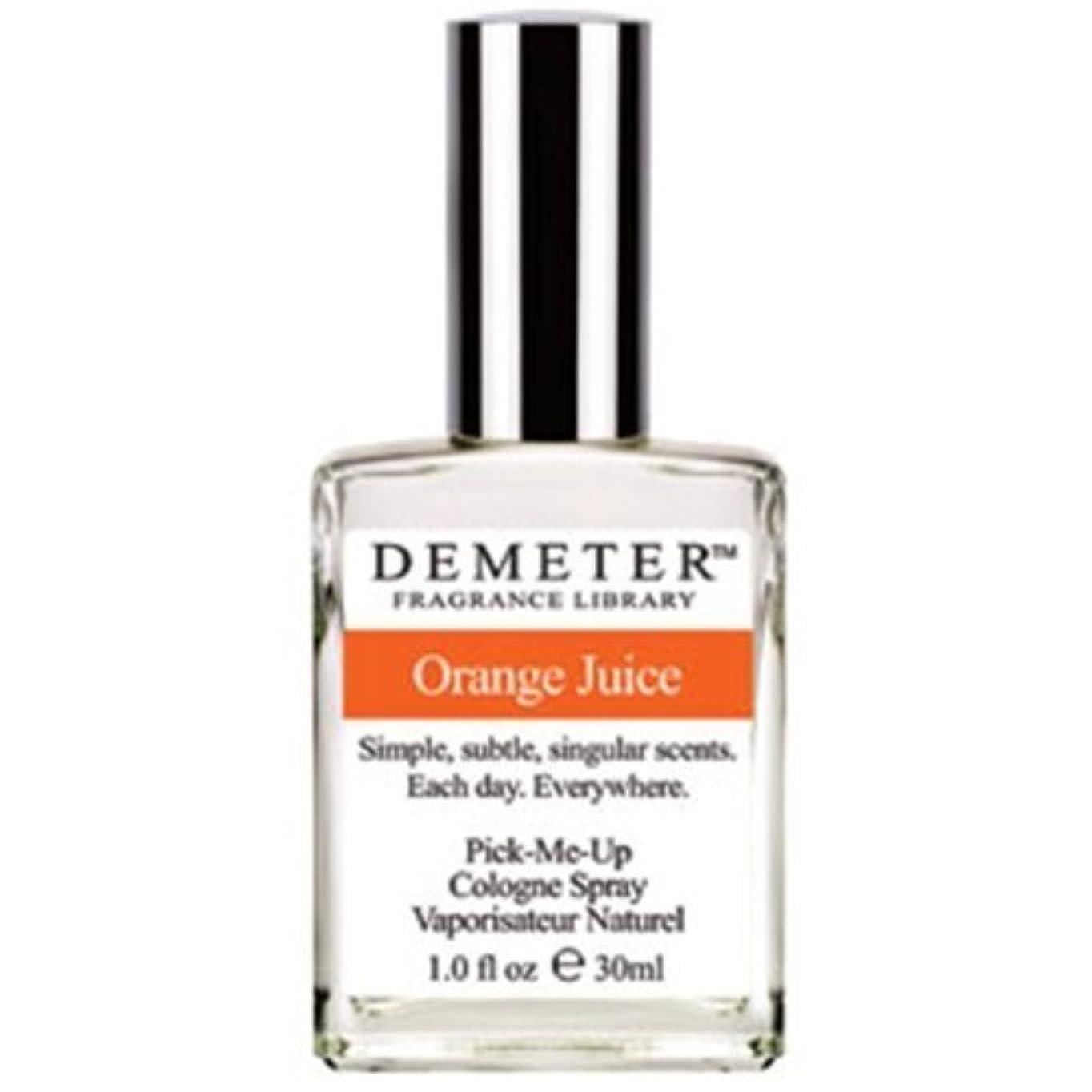 平手打ち驚いたうがいデメター ピックミーアップ コロンスプレー オレンジジュース 30ml (111225108)