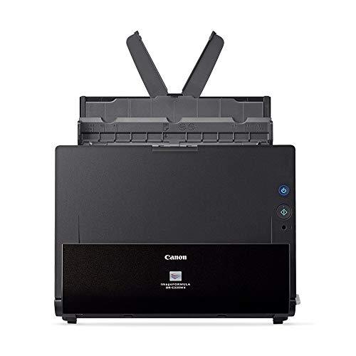 Canon ImageFORMULA DR-C225W II Office Document Scanner 3259C002, Black