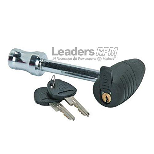 Haul Master 995481 5/8 in. Rotating Locking Hitch Pin with 2 Keys