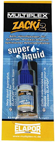 MULTIPLEX ZACKI 2 10G SUPER Liquid SEKUNDENKLEBER