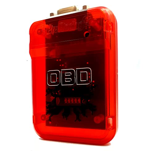 Chip Tuning Box OBD2 para CITROE.N BERLINGO III 1.2 PureTech petróleo