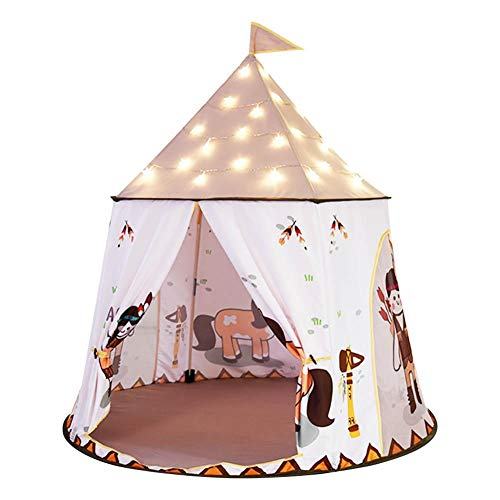 Natruss Tent Princess Castle Play House Large Indoor Children Tent For Baby Gift