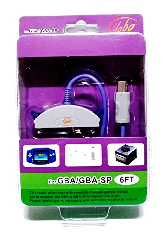 Yobo GBA SP to GC Link Cable for Nintendo GameBoy Advance SP / GameCube / Wii