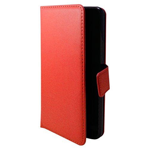 Omenex 685766 Handy-Schutzhülle 12,7 cm (5 Zoll) Blatt Rot - Handy-Schutzhüllen (Blatt, Huawei, Y635, 12,7 cm (5 Zoll), Rot)