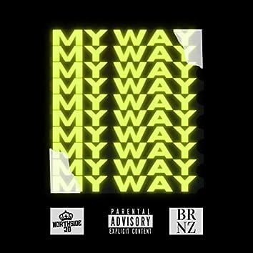 MY WAY (feat. Brnz)