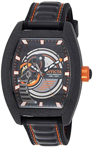 Invicta Men's Quartz Watch with Stainless Steel Strap, Gold, 24 (Model: 27802)