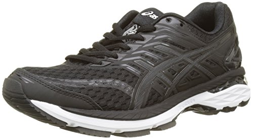 Asics Gt-2000 5, Zapatillas de Running para Mujer, Negro (Black/Onyx/White), 39...