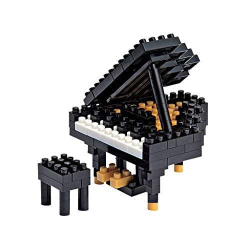 Nanoblock Grand Piano - Black