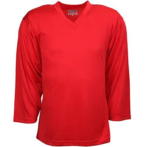 TronX Hockey-Trikot (rot), rot, JR - Small/Medium