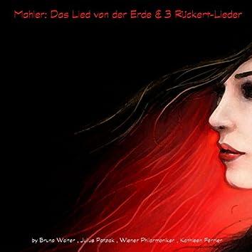 Mahler: Das Lied von der Erde & 3 Rückert-Lieder