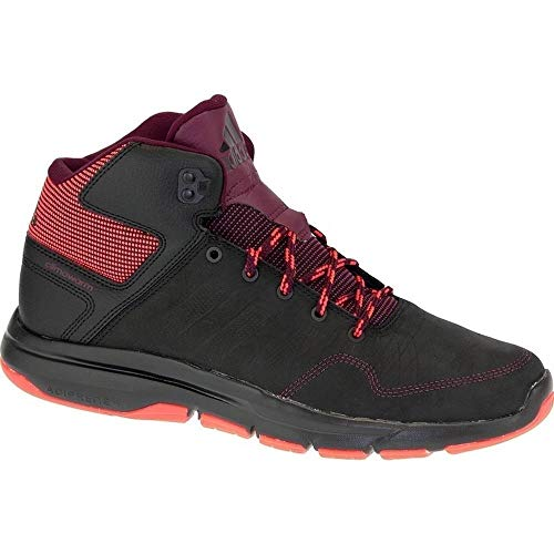 adidas Climawarm Supreme, Zapatillas Altas Hombre, Negro (Black M18088), 40 2/3 EU