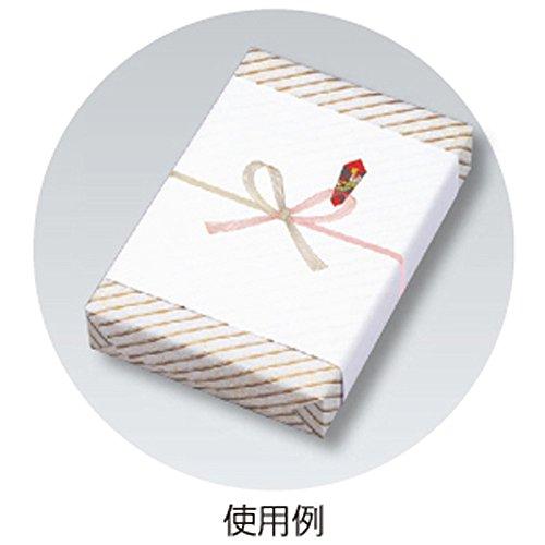 『マルアイ のし紙 祝 蝶結び 厚口 B5 100枚 ノイ-N1B5』の2枚目の画像