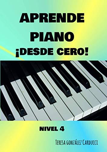 Aprende Piano desde cero: Nivel IV