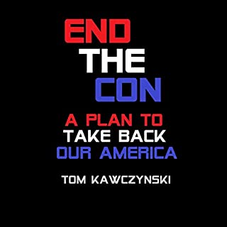 End the Con audiobook cover art