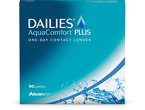 Dailies AquaComfortPlus -4,50 (90lenses)