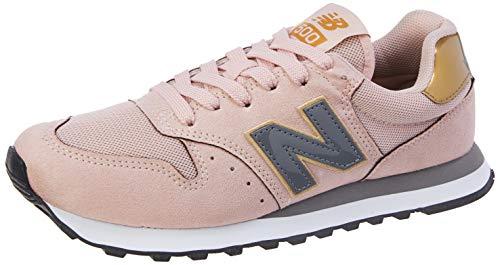 Tênis New Balance, 500, Feminino, Rosa HGR, 37