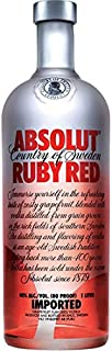 Vodka Absolut Ruby Red Grapefruit 1 Liter