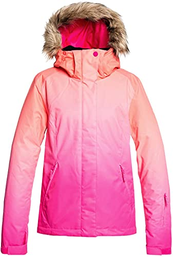 Roxy SNOW Women's Jet Ski Special Edition Jacket, beetroot pink PRADO gradient, S
