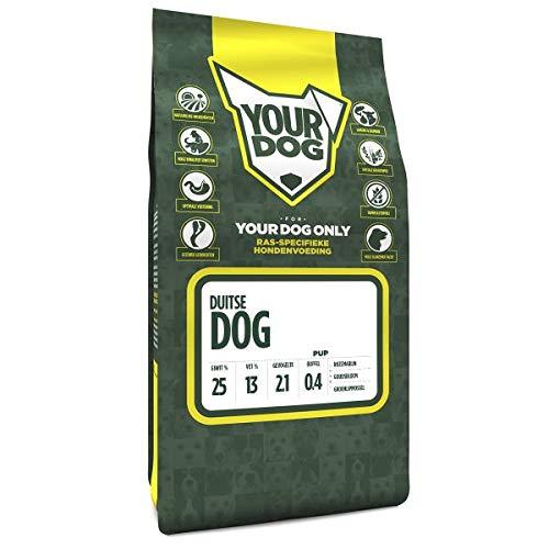 PUP 3 KG Yourdog duitse dog hondenvoer