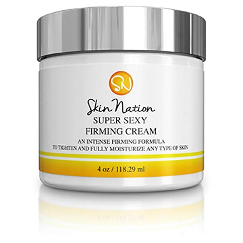 Super Sexy Firming Cream | Anti Aging Moisturizer for Face, Neck & Décolleté -...