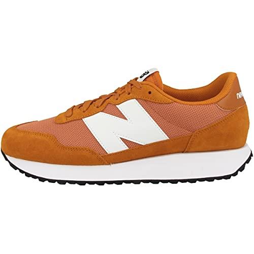 New Balance 237 Hombre Zapatillas Naranja 43 EU