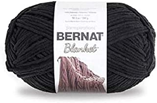 Bernat Coal Blanket Big Ball Yarn (10040)