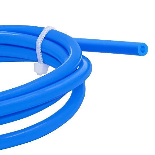 TLBBJ Printer Accessories Tube rhotend Extruder 1.75mm Filaments ID1.9mmOD4mm Cornus Rohr Durable in use. (Size : 3 Meter)