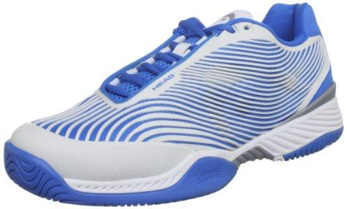 HEAD Herren Speed Pro Iii Tennisschuhe, Weiß/Blau, 47