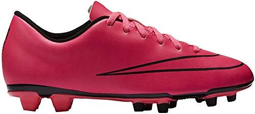 Nike Mercurial Vortex II FG Homme Chaussures de Football Hyper Pink/Noir 42.5 EU