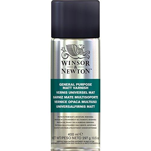 Winsor & Newton Barniz en Spray Mate Universal, 400 ml