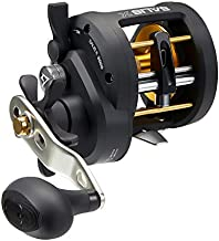 Piscifun Salis X 3000 Right Handed Trolling Reel 6.2:1 High Speed Inshore Saltwater Round Baitcasting Fishing Reels Level Wind Conventional Reel